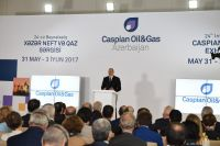 caspianoilgas Official visit of the President